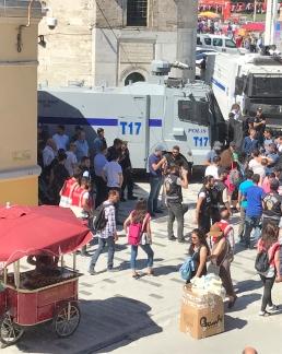 Arrestaties Istanbul 02