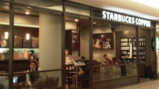 Starbucks in Indonesia