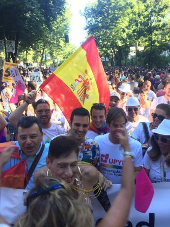 World Pride Madrid 04