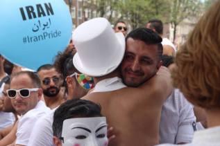 Iraanse boot die niet meevoer