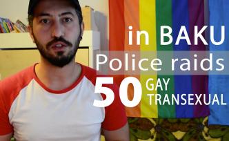 Azerbeidzjan arrestaies
