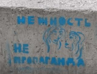 Amnesty affectie is geen propaganda