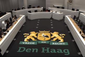 Den Haag Raadszaal
