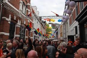 Koningsdag Stonewall foto Sietske Harmsen