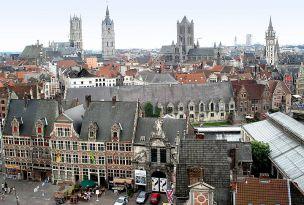Gent vanuit Meestentoren