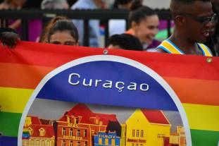 Curacao pride 2018 Dick Drayer